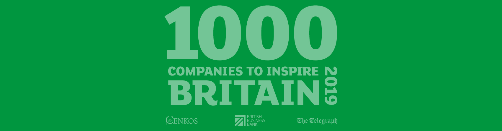 Adarma identified in London Stock Exchange Group's '1000 Companies to Inspire Britain' 2019 report image